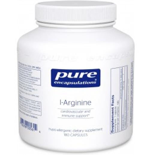 l-Arginine 180 Capsules (LAR1)