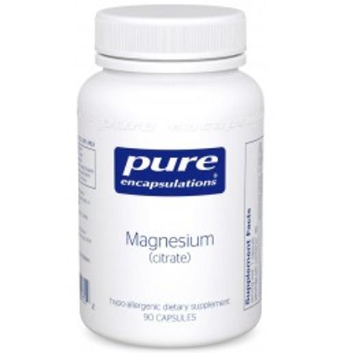 Magnesium (citrate) 90 Capsules (MC9)