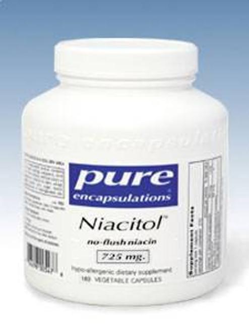 Niacitol 725 mg 180 vcaps (NI71)