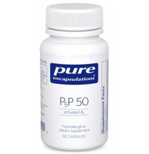 P5P 50 (activated B6) 60 Capsules (P56)
