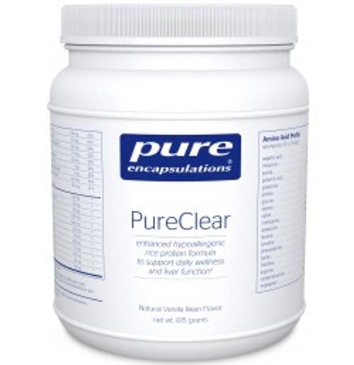 PureClear - Vanilla Bean 615 g Powder (PCPV6)