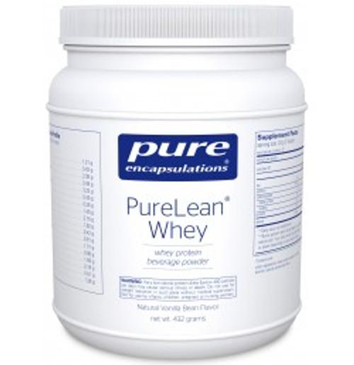 PureLean Whey - Vanilla Bean 432 g Powder (PLW4)
