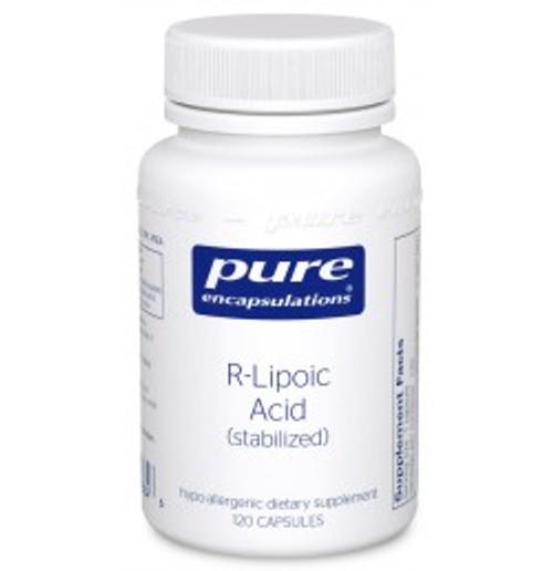 R-Lipoic Acid (stabilized) 120 Capsules (RLA1)