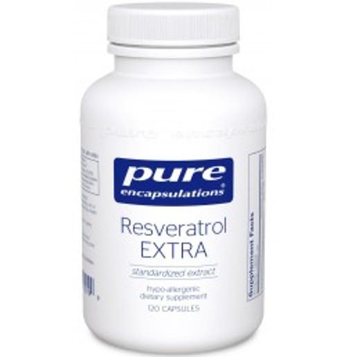 Resveratrol EXTRA 120 Capsules (REE1)