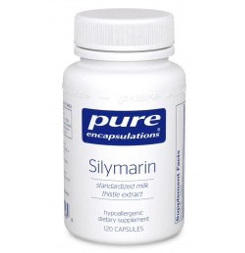 Silymarin 120 Capsules (SL1)