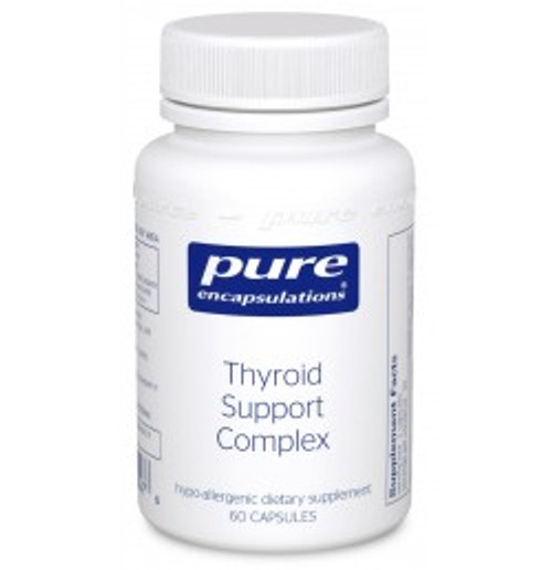 Thyroid Support Complex 60 Capsules (TS6)
