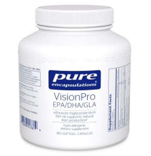 VisionPro EPA/DHA/GLA 180 Softgels (VPE1)