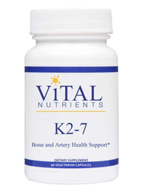 Vitamin K2-7 60 vegcaps (VNVK2)