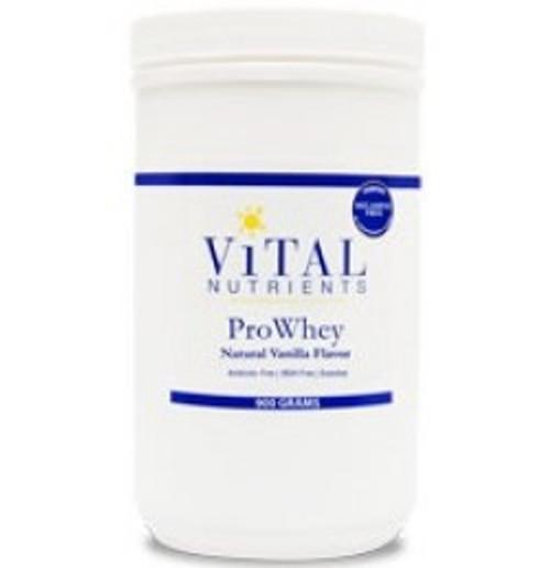 ProWhey - Natural Vanilla 900 g Powder (VNWPV)