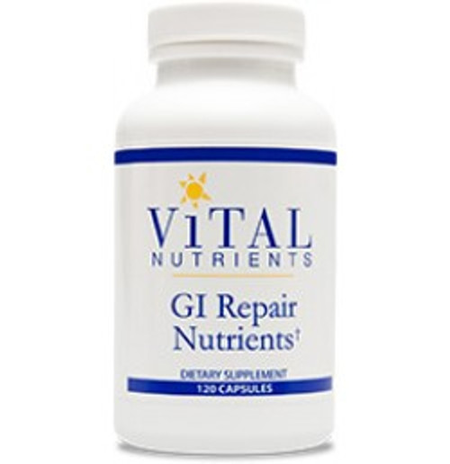 GI Repair Nutrients 120 Capsules (VNGIR)