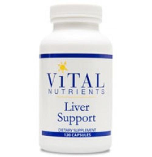 Liver Support 120 Capsules (VNLIV120)