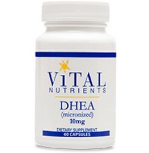 DHEA 10 mg 60 Capsules (VNDHEA10)