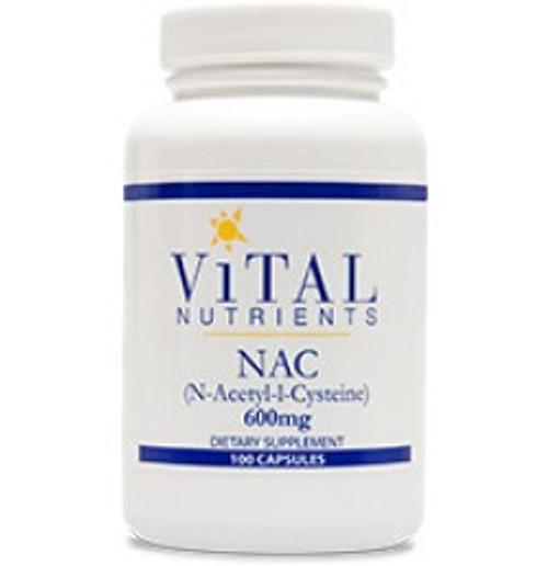 NAC 100 Capsules (VNNAC)