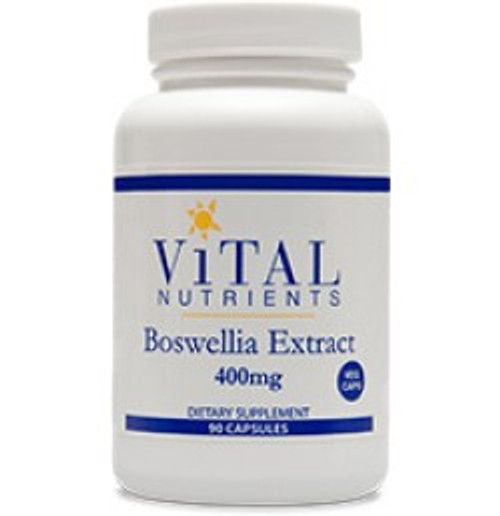 Boswellia Extract 400 mg 90 Capsules (VNBOS)