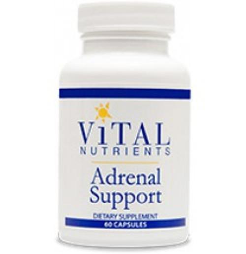 Adrenal Support 60 Capsules (VNADR)