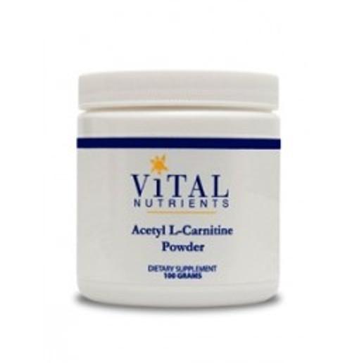 Acetyl L-Carnitine Powder 100 g Powder (VNALCP)