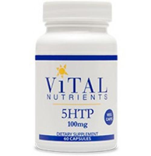 5HTP 100 mg 60 Capsules (VN5HTP2)