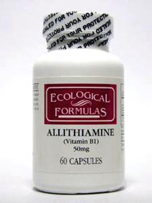 Allithiamine 50 mg 60 caps (ALLI)