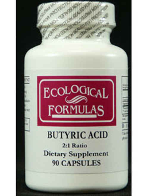 Butyric Acid 2:1 Ratio 90 caps (BUTYRATE)