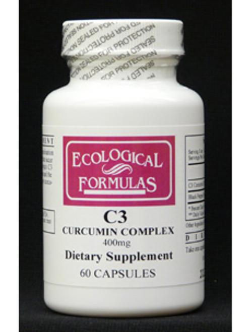 C3 Curcumin Complex 60 caps (C3)