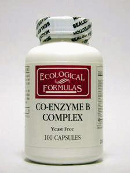 Co-Enzyme B Complex 100 caps (CO B)