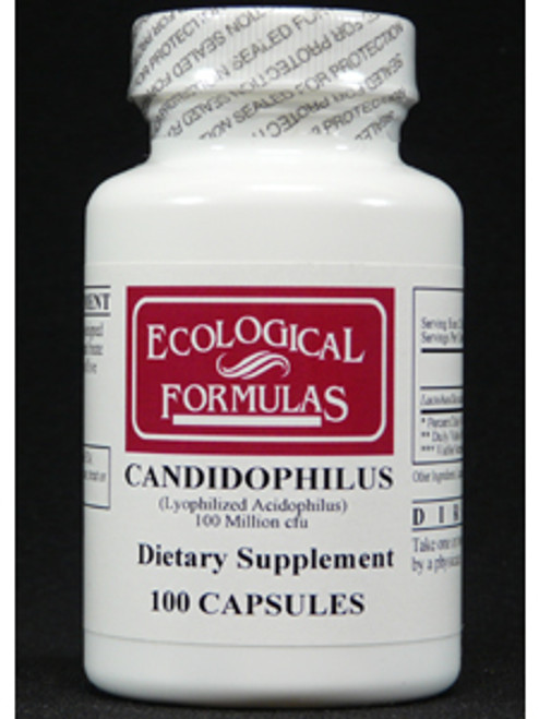 Candidophilus 100 caps (CANDID)