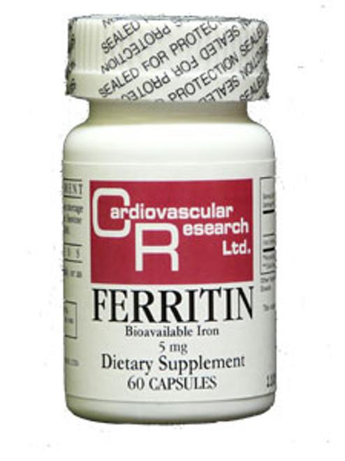 Ferritin 5 mg 60 caps (FERR)