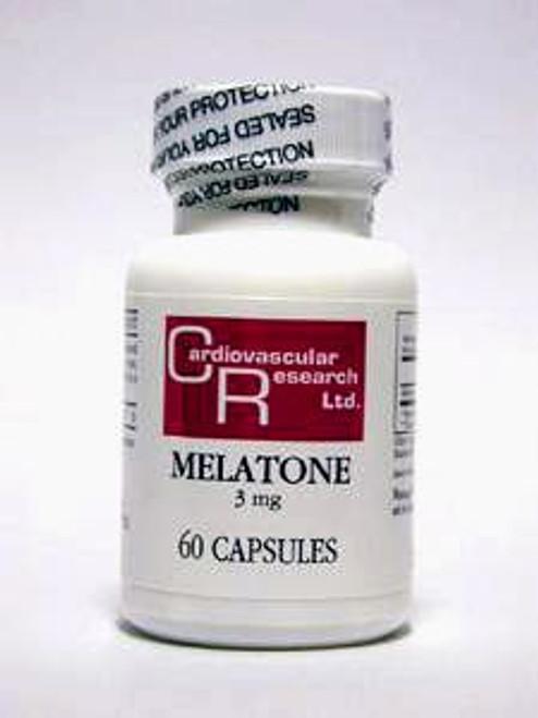 Melatone 3 mg 60 caps (MELATONE)