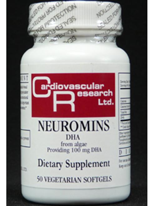 Neuromins DHA 100 mg 50 vgels (NEURO)