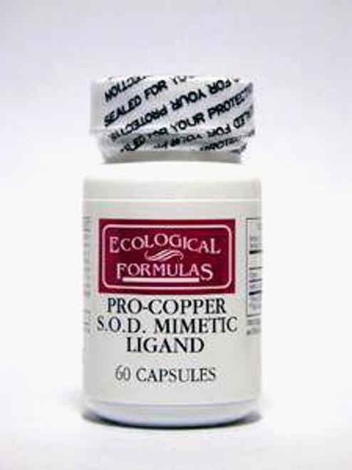 Pro-Copper 4 mg 60 caps (COPPER)