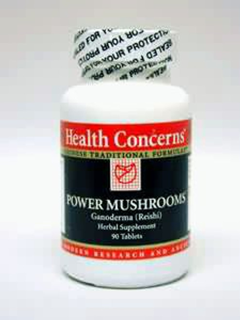 Power Mushrooms 90 tabs (1HP650090)