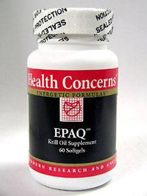 EPAQ Krill Oil 500 mg 60 gels (1HE475060)