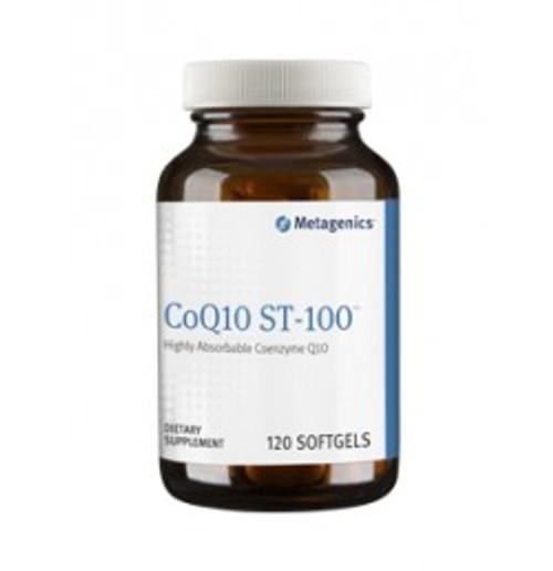 CoQ10 ST-100 120 Softgels (CQ005120)