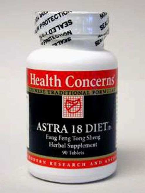 Astra 18 Diet Fuel 90 tabs (1HA615090)