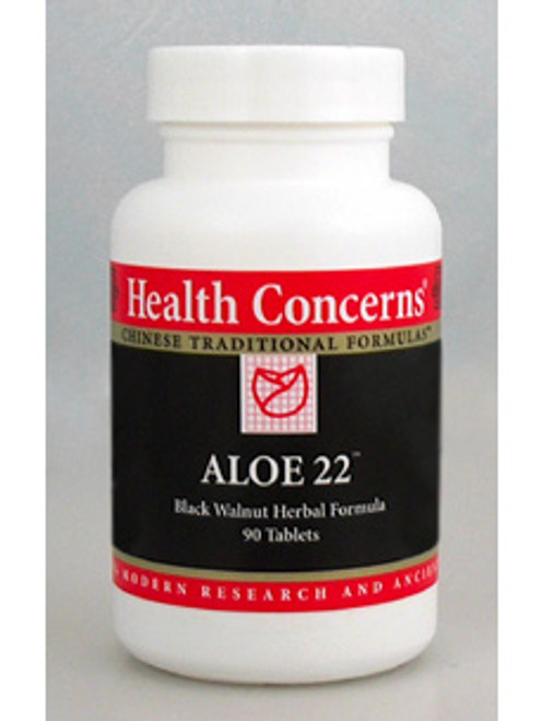 Aloe 22 90 tabs (1HA550090)