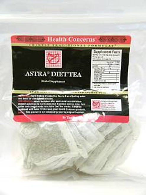 Astra Diet Tea 16 bags (1HA625016)
