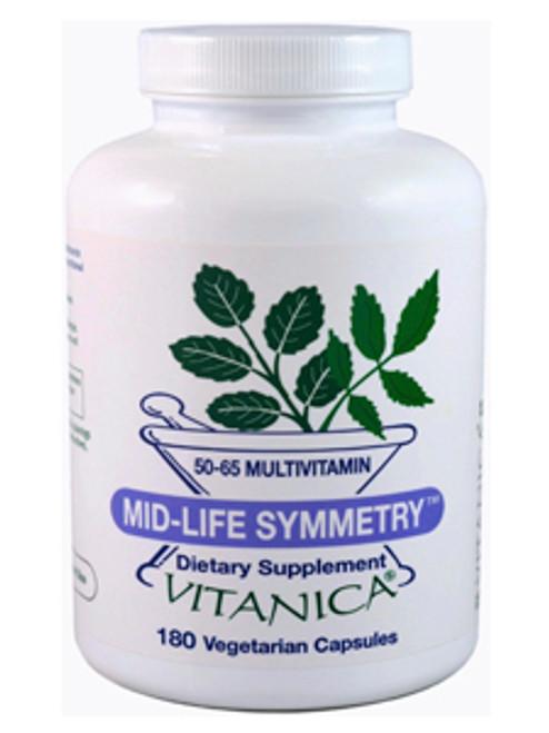 Mid-Life Symmetry 180 vcaps (1099)
