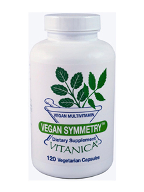 Vegan Symmetry 120 vegcaps (1096)