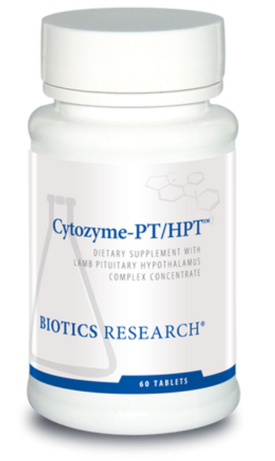 Cytozyme-PT/HPT 60 Tablets Biotics Research