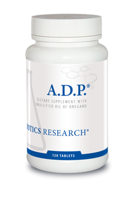 A.D.P. 120 Tablets Biotics Research Biotics Research