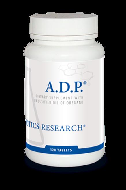 A.D.P. 120 Tablets Biotics Research Biotics Research