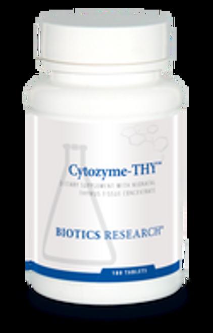 Cytozyme-THY 180 Tablets Biotics Research