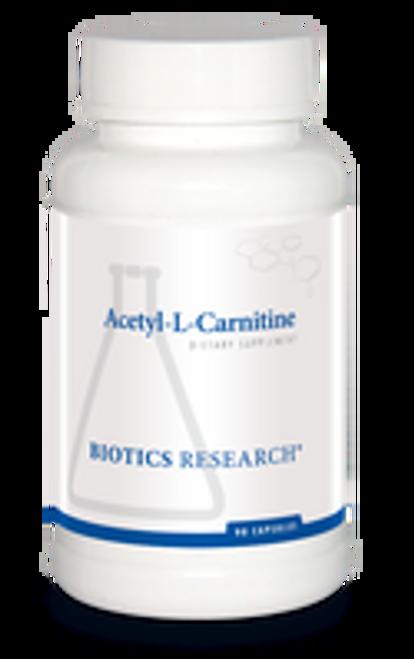 Acetyl-L-Carnitine 90 C Biotics Research