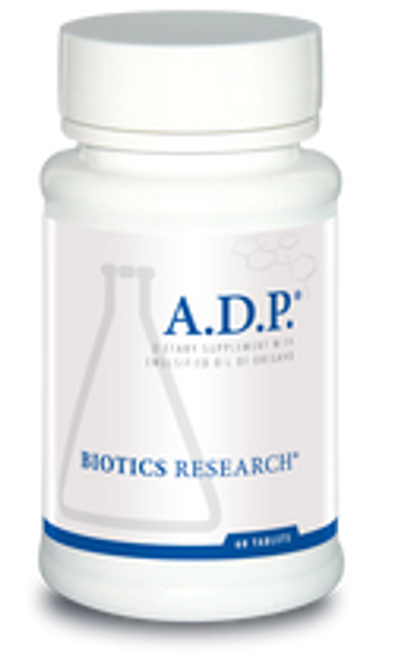 A.D.P. 60 Tablets Biotics Research