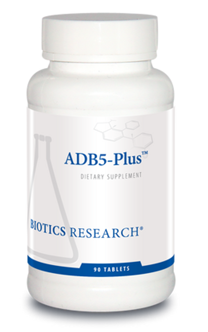ADB5-Plus 90 Tablets Biotics Research