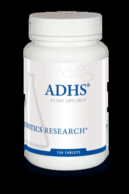 ADHS 120 Tablets Biotics Research