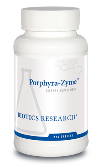 Porphyra-Zyme 270 Tablets Biotics Research