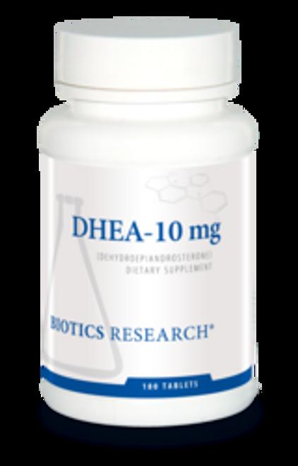 DHEA10 mg 180 Tablets Biotics Research