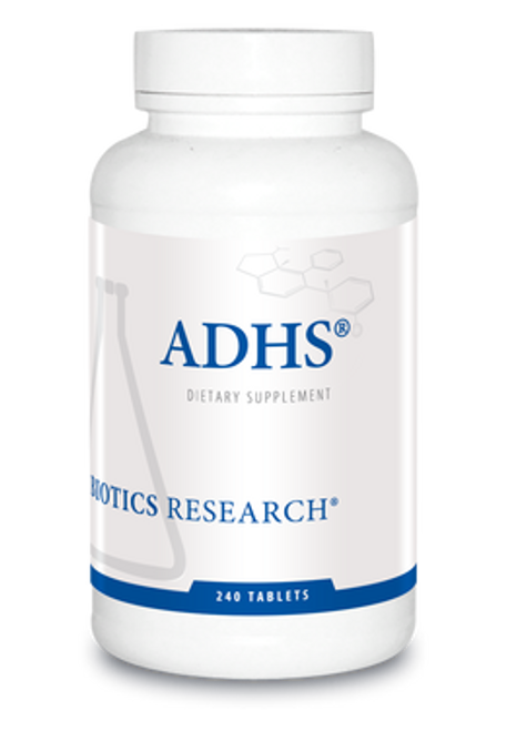 ADHS 240 Tablets Biotics Research