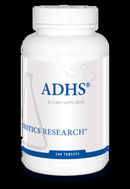 ADHS 240 Tablets Biotics Research